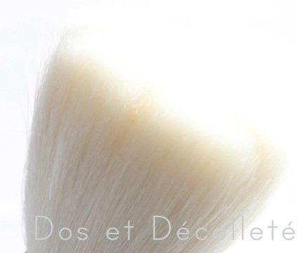 広島県を代表する工芸品 熊野筆の伝統技術を活用したDos et Décolleté ド・エ・デコルテ