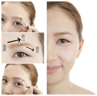 How to Eyebrow Base